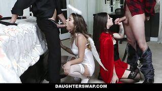 Halloween Kostüme für Väter und Töchter