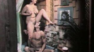 Tabu 7 (1898): Wild und unschuldig - Retro Familien Inzest Porno