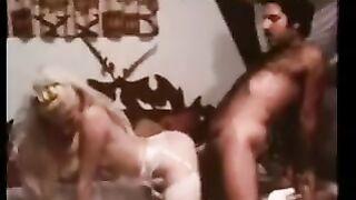 Retro Porno 50er Jahre mit Braut und Bräutigam