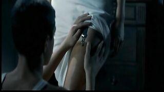 Titten und zottelige Fotze von Monica Bellucci im Film Malena