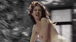 """Nackte Anna Kovalchuk im Film """"Der Meister und Margarita"""""""