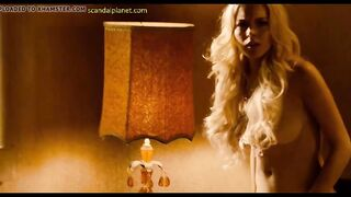 """Nackte Brüste Lindsay Lohan und Alicia Rachel Marek im Film """"Machete"""""""