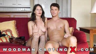 Grobe Anal Lana Seymour mit Alex Moretti beim Woodman-Casting