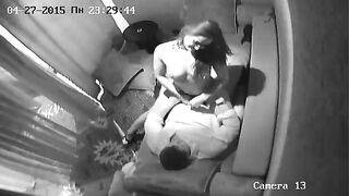 Versteckte Kamera im russischen Stripclub