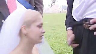 Ficken bei einer russischen Hochzeit in St. Petersburg