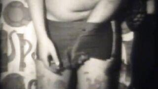 Echter sowjetischer Porno, aufgenommen mit einer Amateurkamera in der UdSSR